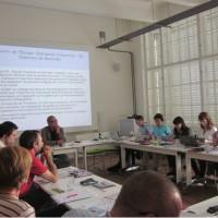 ENSIE Treffen und Generalversammlung in Prag