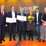 PR Staatspreis 2012 für carla Vorarlberg