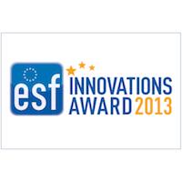 Einreichung zum ESF Innovationsaward 2013 gestartet