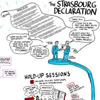 Erklärung von Straßburg: Soziale Unternehmen brauchen Ihre Unterstützung