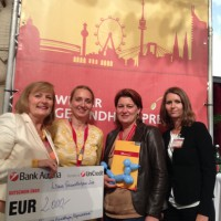 """abz*austria gewinnt  """"Wiener Gesundheitspreis 2014"""""""