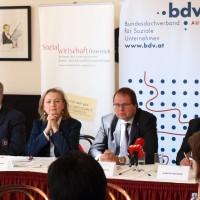 """Soziale Dienstleister fordern """"soziale Brille"""" bei Umsetzung des Vergaberechts"""
