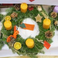 Indoor-Christkindlmarkt  für MitarbeiterInnen im Sozialministerium