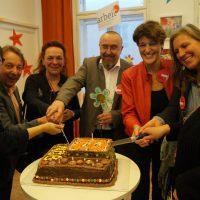 """Aus dem """"nöb"""" wurde nun  arbeit plus – Soziale Unternehmen Niederösterreich!"""