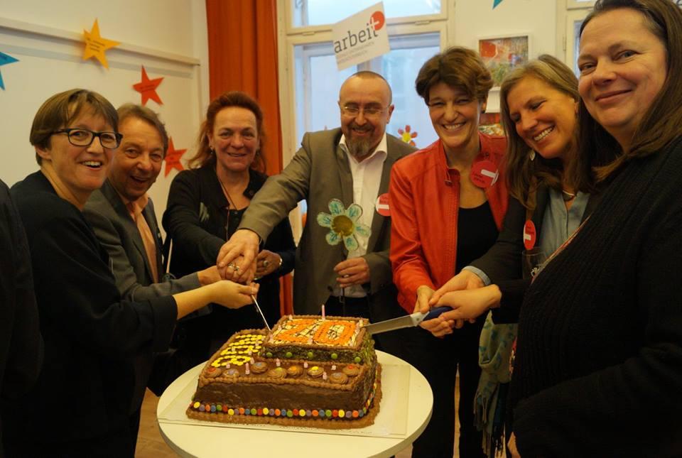 Happy Birthday, arbeit plus Niederösterreich!