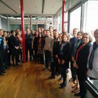 Europas Soziale Unternehmen waren zu Besuch im EU-Parlament