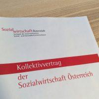 SWÖ-Kollektivvertrag: Verhandlungen bringen Lohnerhöhung von 1,3% ab Februar 2017