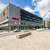 Vor den Vorhang: Wien Work eröffnet Firmenzentrale in der Seestadt Aspern