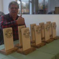 Dornbirner Jugendwerkstätten gestalten die heurige Gütesiegel-Trophäe