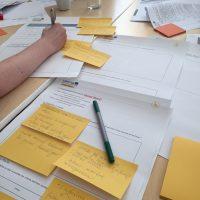 Spannendes Rollenspiel zur öffentlichen Beschaffung beim Social(i)Makers-Treffen