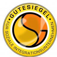 Logo des Gütesiegels für Soziale Unternehmen