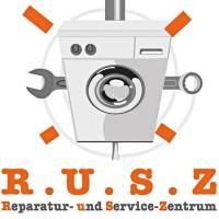 Das Logo des Reparatur und Service Zentrums R.U.S.Z aus Wien