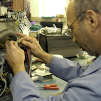 Das R.U.S.Z repariert Elektrogeräte