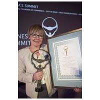 Soziales Unternehmen aus Dänemark gewinnt Oslo Business for Peace Award