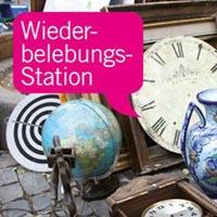 Wiederbelebungs-Station – neues Leben für alte Sachen