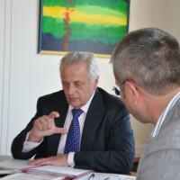 Sozialminister Hundstorfer im Interview über brennende Themen der Sozialpolitik