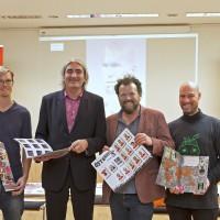 """""""Kicker-Sticker"""" zur Fußball-Europameisterschaft 2016"""