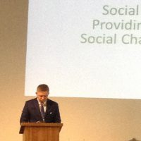 Sozialökonomie als Schlüsselakteurin bei der Bewältigung sozialer Probleme