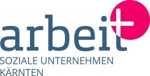 Logo arbeit plus Kärnten